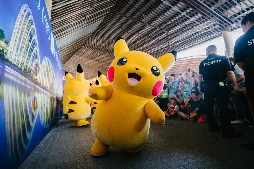 Illustration de l'article les meilleurs déguisements de groupe à faire entre potes pokemon