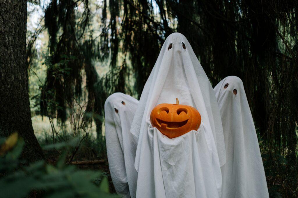 Illustration de l'article les meilleurs déguisements de groupe à faire entre potes usa fantome
